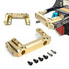 1PCS Brass Front Bumper Servo Mount For 1:10 RC Crawler Car Axial SCX10 II 90046