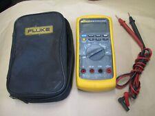 Fluke 87 Iii True Rms Digital Multimeter With Carrying Case
