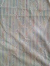 Single Cream/Pale Yellow Striped Duvet cover