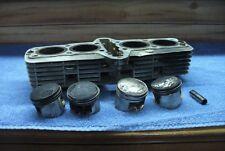 kawasaki csr 650 cylinder  with pistons std. bore    1981-83   #7135