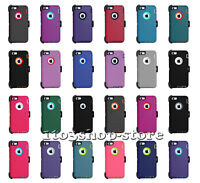 "For 4.7"" iPhone 6s & iPhone 6 Defender Shockproof Case Cover w/Holster Belt Clip"