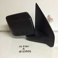 04 05 06 07 08 FORD F150 R. SIDE VIEW MIRROR MANUAL 24237