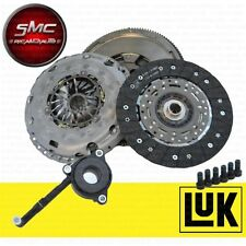 DUAL MASS FLYWHEEL + CLUTCH KIT LUK 600001700 AUDI SEAT SKODA VW NEW
