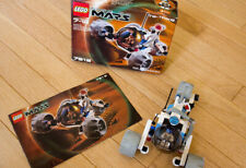 LEGO 7312 Life on Mars T3-Trike with Box & Instructions
