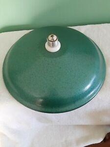 Barn Light Type Shade With Ceramic Light Socket Extension