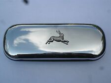 Running Hare brand new chrome glasses case great gift!!! Fathers day, Christmas