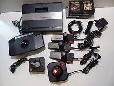Atari 7800 Black Console (NTSC) (108124-3 JOO) L1
