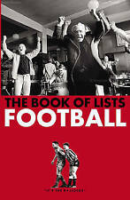 The Book Of Lists Football, 1841957615, New Book