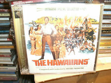 THE HAWAIIANS,INTRADA FILM SOUNDTRACK,HENRY MANCINI,2 DISCS,LTD EDITION OF 1500