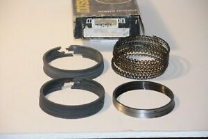 NEW MUSKEGON ENGINE PISTON RING SET T7678X CHEVY GMC OLDSMOBILE 6.6 LITER 400""