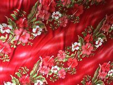 Hawaiin design fabrics 2 meters