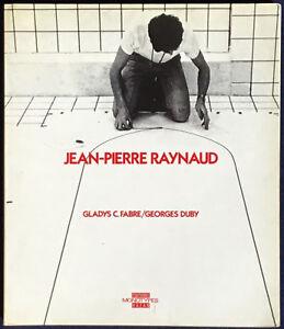 Gladys C. Fabre / Georges Duby. Jean-Pierre RAYNAUD. Hazan, 1986. E.O.
