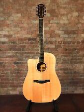 Eastman AC320CEL Acoustic / Electric Dreadnought Guitar Left-Handed + Hard Case