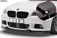 Cup Spoiler Front Ansatz Lippe Schwert für BMW 5er F10/F11 Limousine/Touring