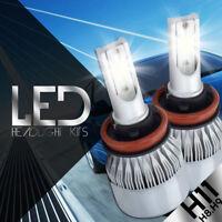 XENTEC LED HID Headlight Conversion kit H11 6000K for 2010-2015 Lexus ES350