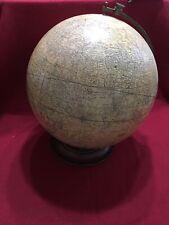 Vintage Italian Old World Globe