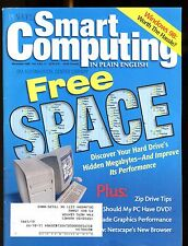 Smart Computing Magazine November 1998 Free Space FAA EX w/ML 022417nonjhe