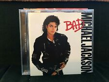 MICHAEL JACKSON BAD 2001 POP CD SPECIAL EDITION WITH BONUS MATERIAL