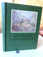 NEW ENGLAND GROUSE SHOOTING,1970,William Harnden Foster,Illust