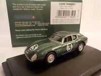 Aston Martin Db4, GT, Green, Model Cars, Oxford Diecast 1/76
