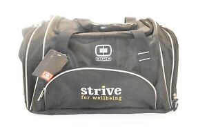 Ogio Duffle Bag Strive For Wellbeing Brand New Free Shipping