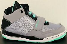 Nike Air Jordan 13 Shoe Sneaker FLTCLB Gray Mint Green 90s Flight Club Black 3318336f3