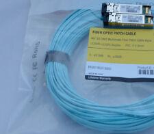 Mellanox Glasfaser Kit 2x Cisco SFP+ Transceiver + 50m OM3 Kabel 10 Gbit/s 10G
