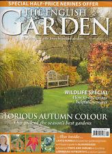 THE ENGLISH GARDEN Magazine November 2015 - Wildlife Special, Autumn Colour