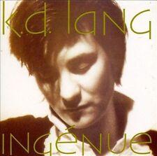Ingénue by k.d. lang (CD, Mar-1992, Sire)
