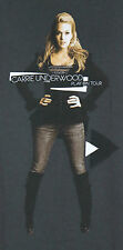 Carrie Underwood Play On Tour 2010 Concert T-Shirt - Medium - Country Music