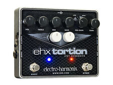 Electro-Harmonix Tortion JFET Overdrive / Distortion / Preamp pedal