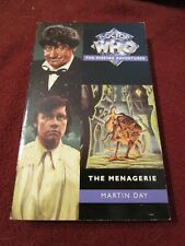 Dr. Who Missing Adventures: The Menagerie by Martin Day (1995, pb) Second Doctor