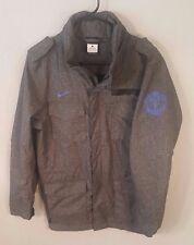 Nike Storm MANCHESTER UNITED Soccer M65 Jacket Coat Sz S Small