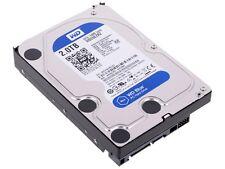 2TB Western Digital WD Blue 3.5-inch SATA III Desktop HDD 5400rpm 64MB cache