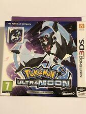 Pokemon Ultra Moon Fan Edition (STEELBOOK) 3DS NEW *FREE UK POST*