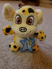 Neopets Doll Series 4 Spotted Mynci with Code New