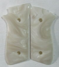 New, Resin Pearl Grips For Taurus PT 92
