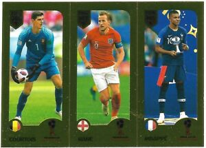 PANINI FIFA 365 2019 KYLIAN MBAPPE TRIO STICKER YOUNG PLAYER NO 437