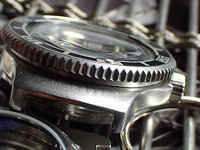 BOCTOK VOSTOK  THE.COIN.100.ONE -COLD.STEEL.EDITION ROTATING BEZEL DW-02-CS