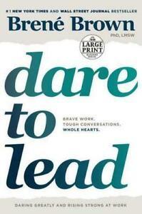 Dare to Lead by Brené Brown (author) #43229U