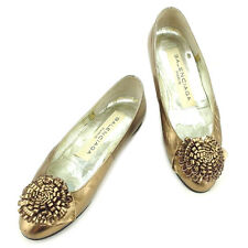 Balenciaga pumps heel Gold Woman Authentic Used T2150