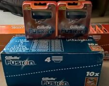 Gillette Fusion Blades 2 x packs of 8