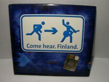 Come Hear Finland Pop e Rock 2 cd