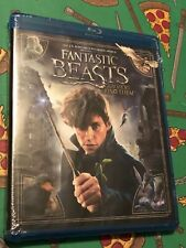 Fantastic Beasts and Where to Find Them (Blu-ray, 2017) *Brand NEW*