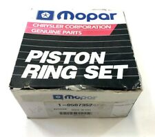 OEM Jeep Wranger Piston Ring Set PT Cruiser 2.4L L4 Mopar  05073524AA