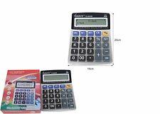 Calcolatrice Elettronica Digitale TS-8859B-1 12 Cifre Scuola Ufficio hsb