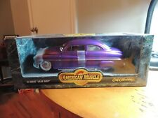 ERTL AMERICAN MUSCLE 49 MERCURY LEAD SLED