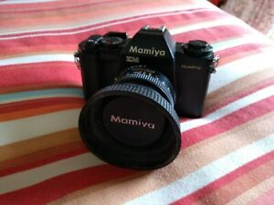 Vintage Camera Mamiya ZM Quartz With Lens. Very Good Condition Dry Tested Only.
