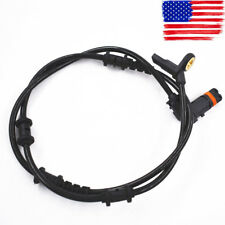 New Front ABS Wheel Speed Sensor For 2006-2012 Mercedes-Benz GL ML 1645400917 US