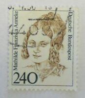 100 x Briefmarke BRD  Michel  1392